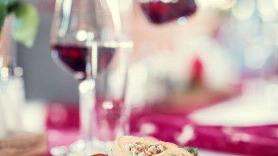 Genussreich - die Kulinarik im Riedl, © (c) VANMEY Photography