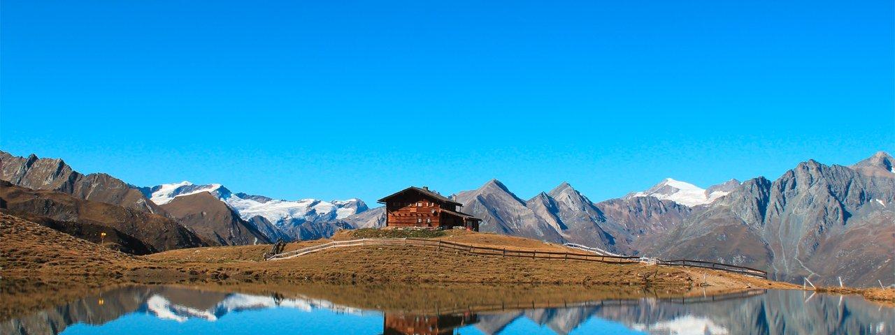 Zupalsee, © Osttirol Werbung