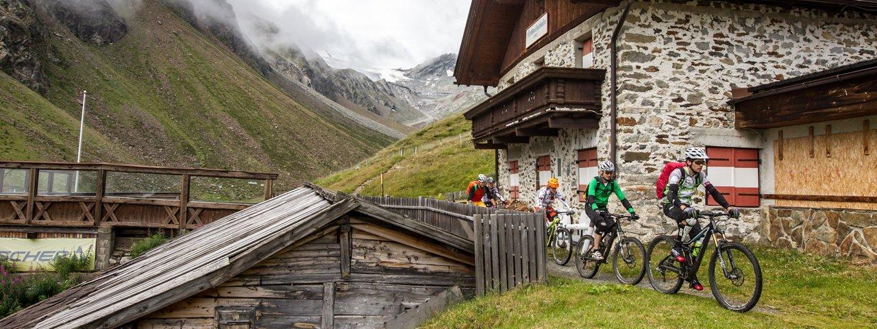 Sölden , © Tirol Werbung / Erwin Haiden