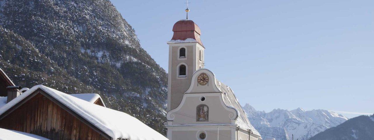 Karrösten im Winter, © Imst Tourismus