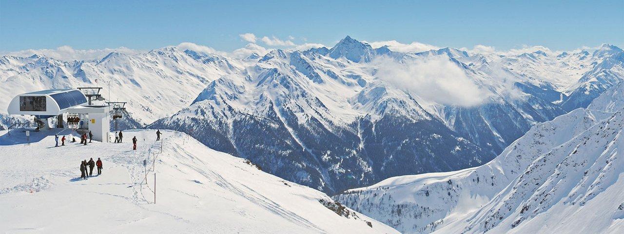 Skigebiet Kappl, © Paznaun-Ischgl