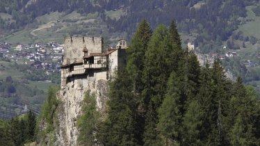 Burg Berneck in Kauns, © Tirol Werbung / Bernhard Aichner