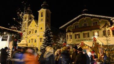 Eintauchen in die Weihnachtswunderwelt, © Ortsmarketing St. Johann