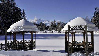 Natterer See Winter