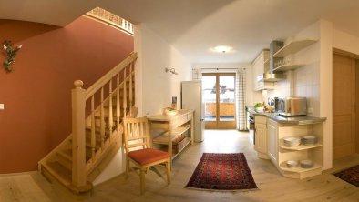 Apartment Hochzillertal im Bäckenhaus