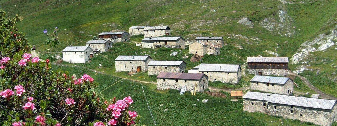 Jagdhausalmen, © TVB Osttirol
