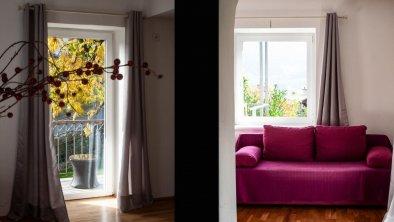 Apartment Alexander Wohnbereich