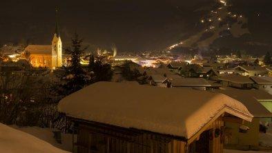 Kössen Dorf - Winterabend