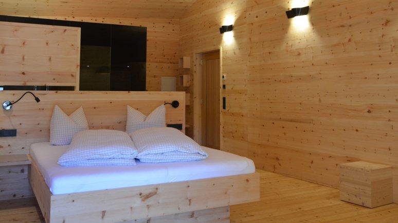 Hotel aufatmen Schlafzimmer, © Hotel aufatmen