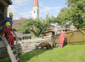 Kinderbauernhof Ierzerhof im Pitztal, © Urlaub am Bauernhof