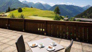 Balkone und Ausblick