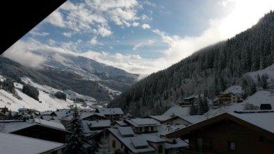 Appart 4 Ausblick Winter, © Familie Pfister
