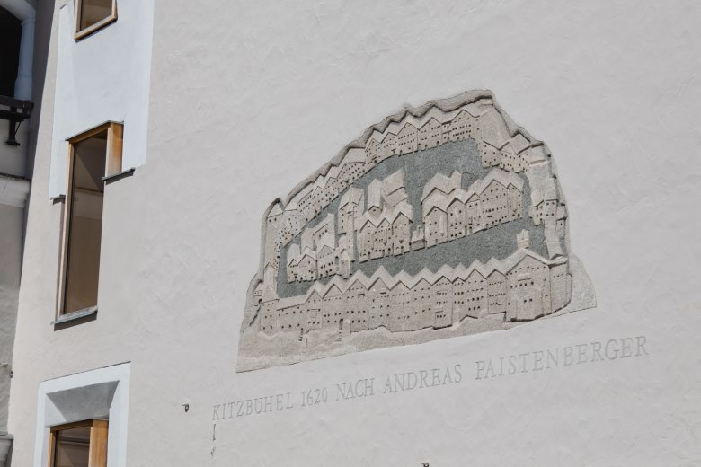 Fast wie Google Maps: Das Relief wurde nach einem Kupferstich von Barockkünstler Andreas Faistenberger geschaffen. , © Maria Kirchner