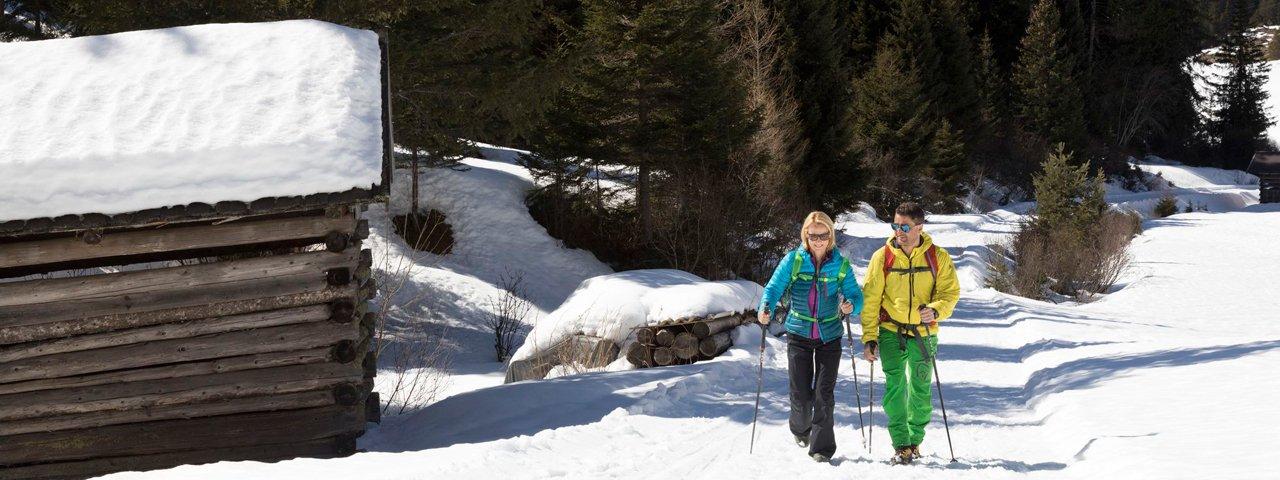 Winterwanderung zur Zammer Alm, © Robert Pupeter