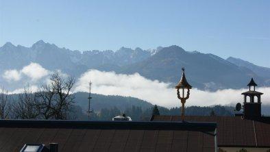 Haus 2 - Blick zum Kaisergebirge