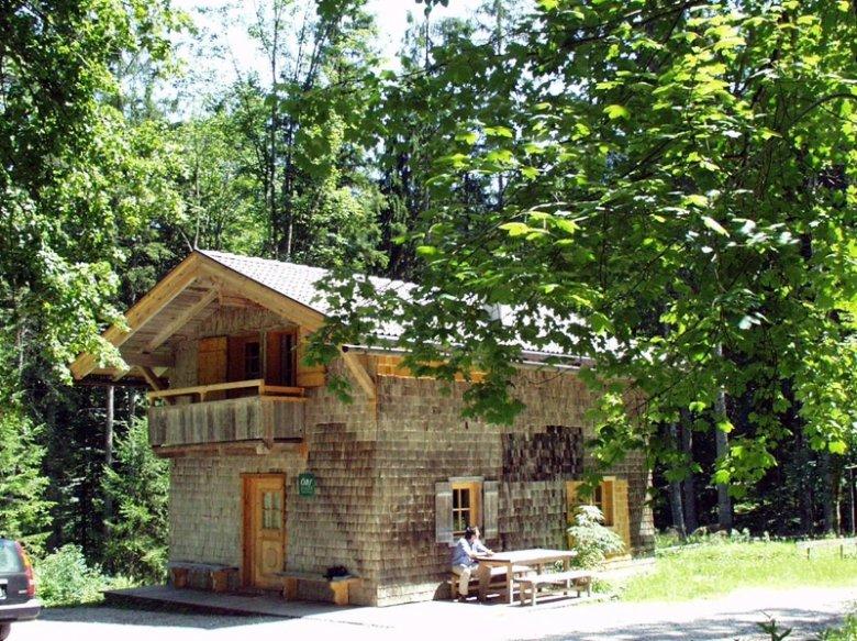 Jagdhütte Kienbrand © Almliesl