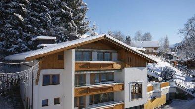 Haus 2 Ansicht - Winter