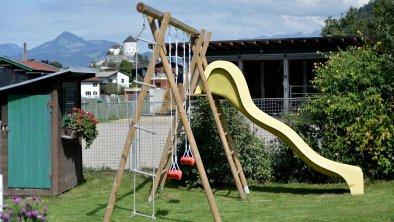 Bauernhof Hörfinghof Kufstein - Kinderspielplatz