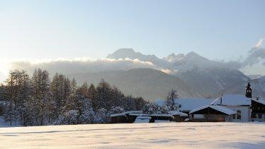 Auf der Genuss-Route in Wildermieming, © Innsbruck Tourismus / Laurin Moser