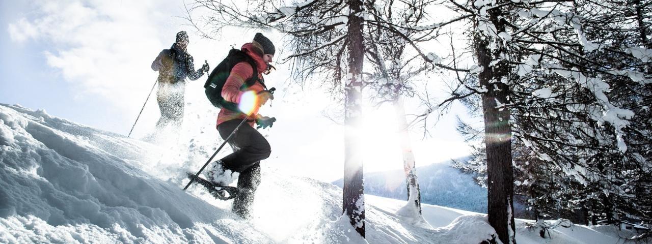 Schneeschuhwandern in Seefeld, © Olympiaregion Seefeld