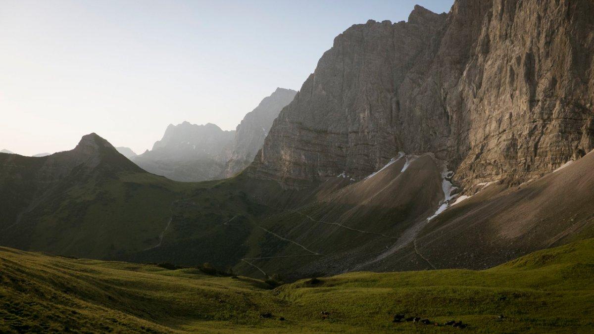 Adlerweg: Route durchs Karwendel, © Tirol Werbung
