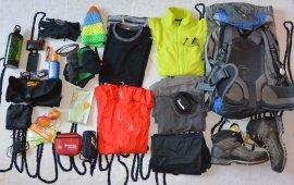Packliste Hüttenwanderung