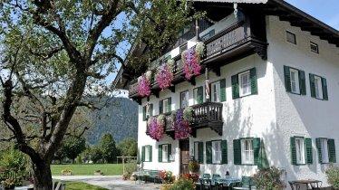 Bauernhof Hörfinghof Kufstein - Ansicht Haus
