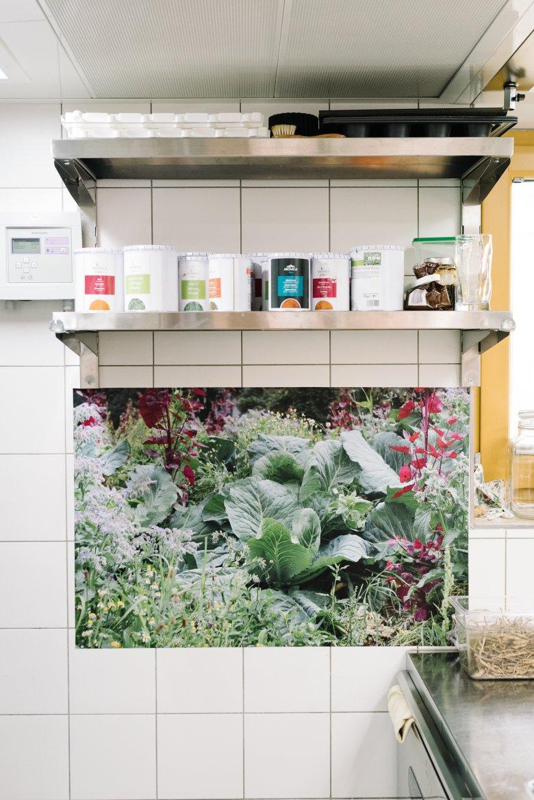 Idealbild: Wer in der Küche steht, sollte nie vergessen, woher die Zutaten für die Gerichte stammen.