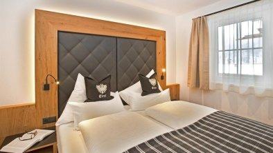Landhaus Mader Hintertux Schlafzimmer (Kopie)