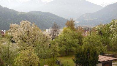 Aussicht Panoramappartm. Nr. 1;3;4;6;7;