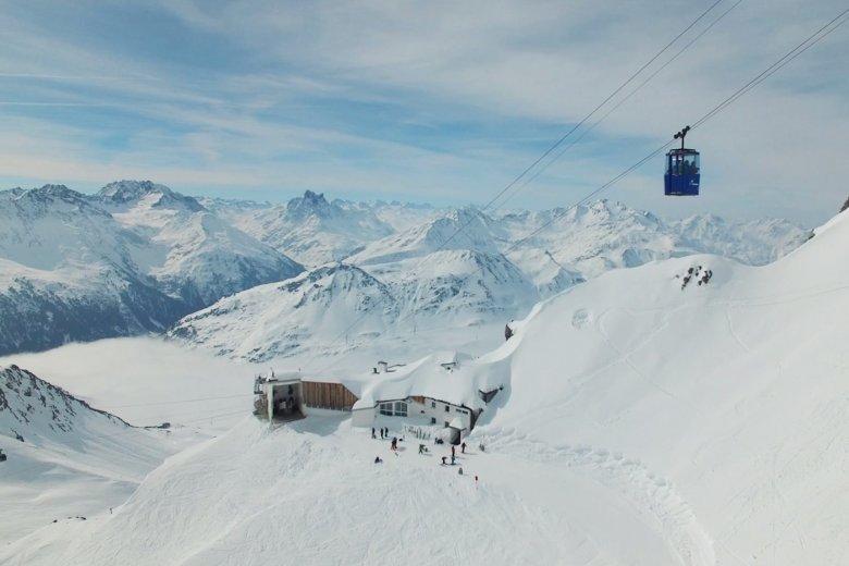 Vallugabahn II St. Anton am Arlberg