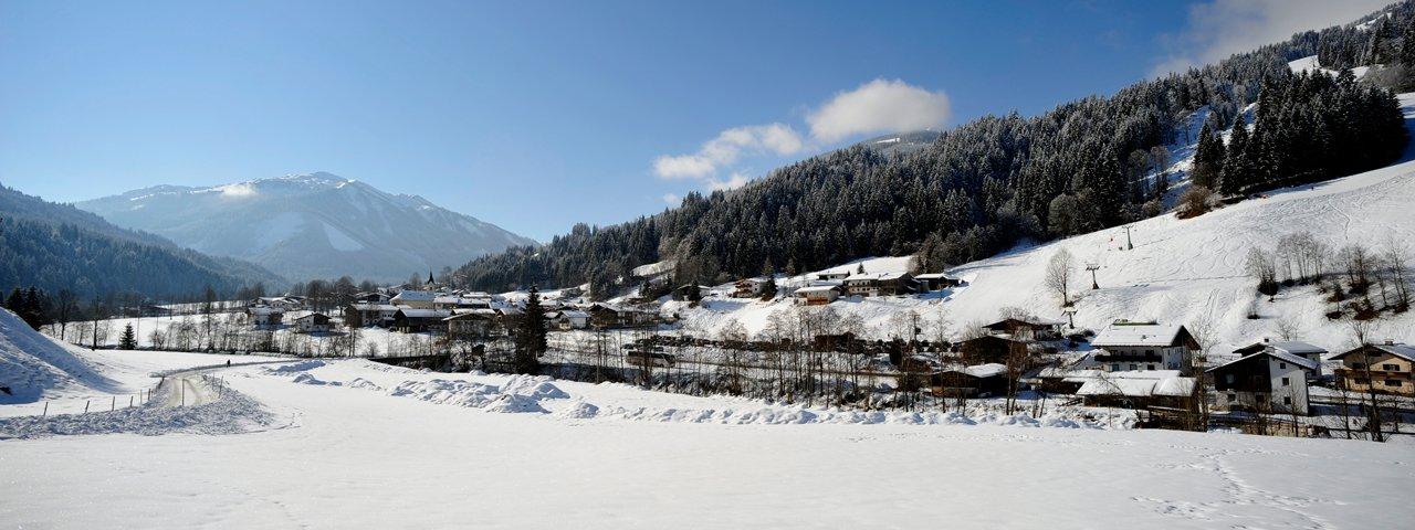 Kelchsau im Winter, © Hannes Dabernig