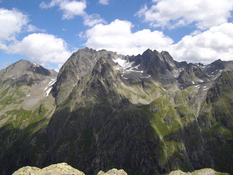 Scheibler, Kuchenspitze und Küchlspitze, Foto: Cubemaster02 CC BY-SA 4.0