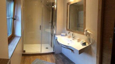 Badezimmer von Zimmer 9