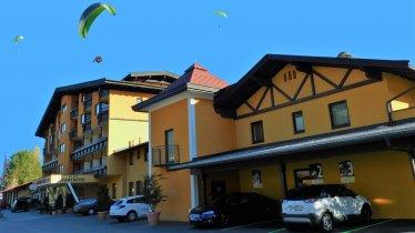 Hotelfront Sommer, © S. Graetz