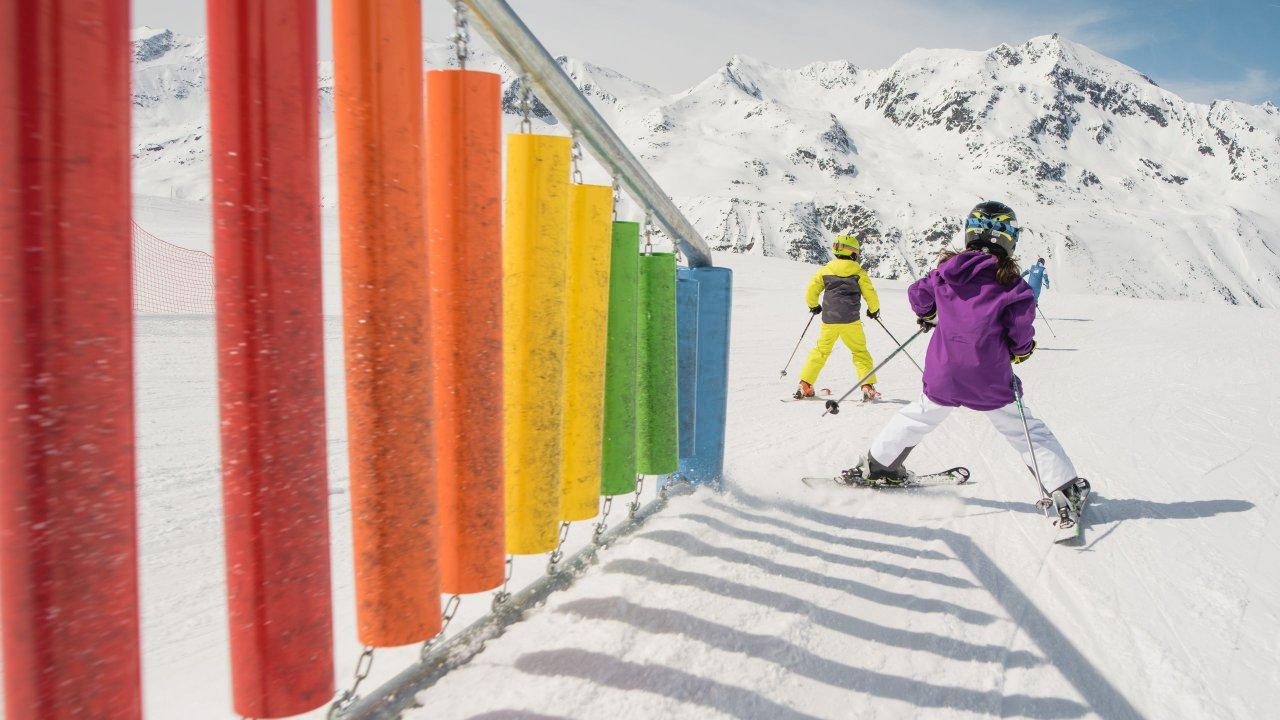 Skifahren mit Kindern, © Tirol Werbung / Casey Moore