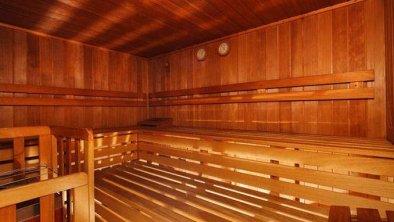 Pension Eden eine Sauna