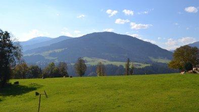 Ausblick Terrasse, © Landhaus Desiree