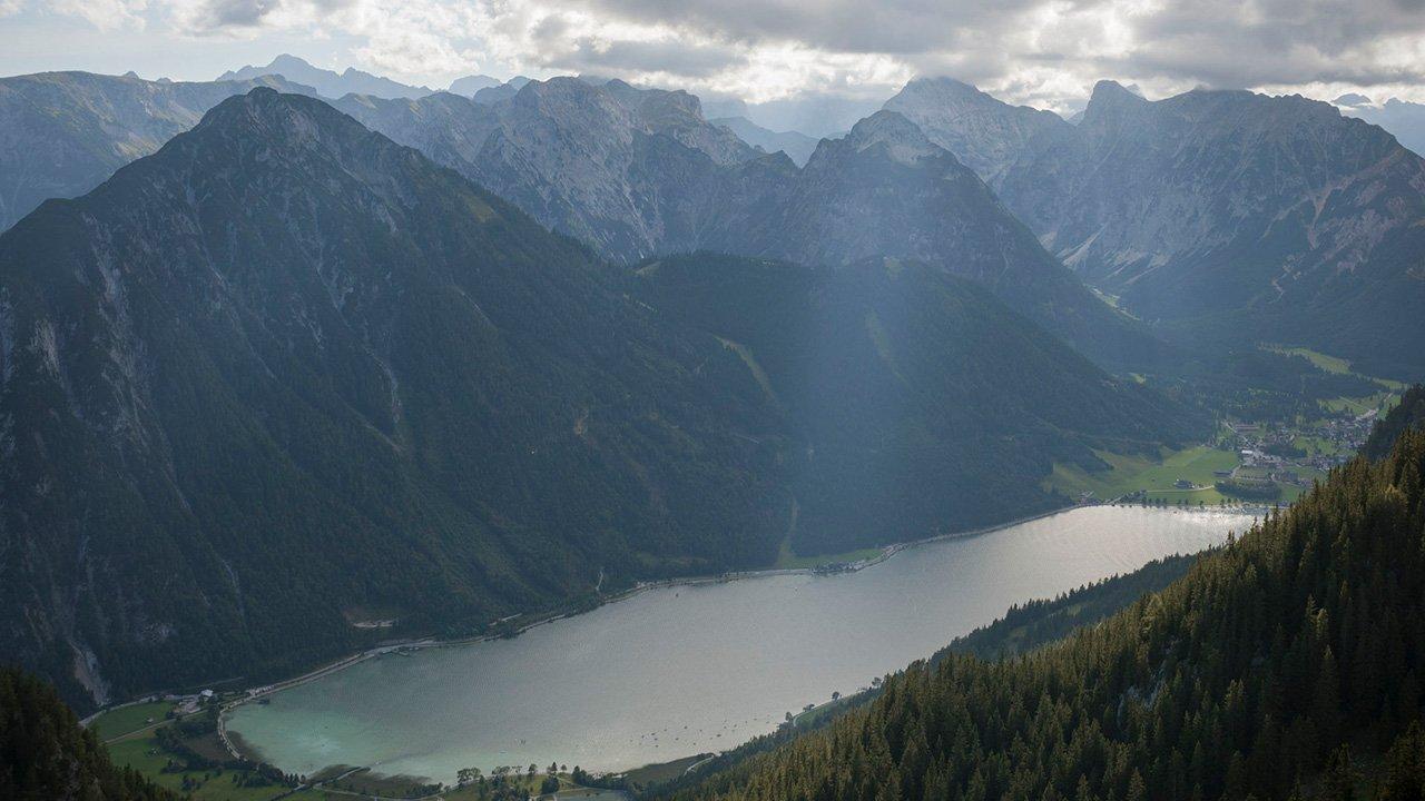 Achensee, © Tirol Werbung / Schwarz Jens