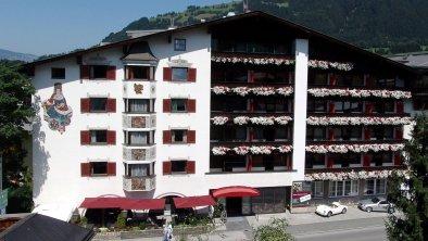 Außenansicht Sommer Q! Hotel Maria Theresia