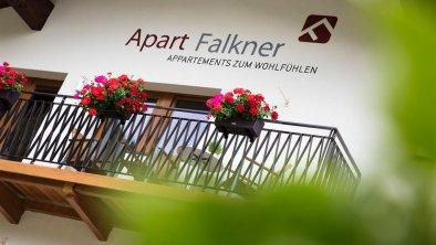 Apart Falkner Balkon