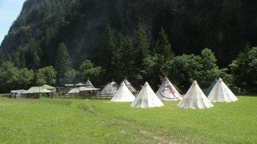 Wildnisschule im Sommer, © Native Spirit