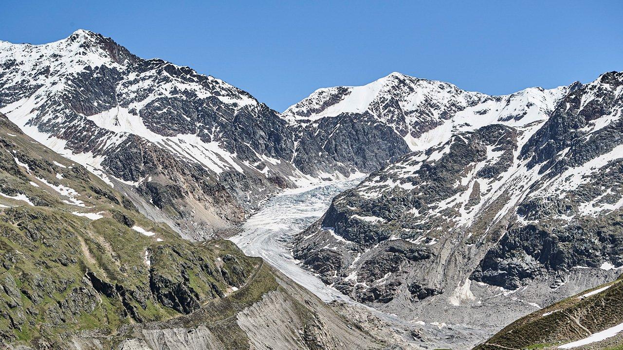 Gepatschferner, © Kaunertaler Gletscher / Christian Waldegger