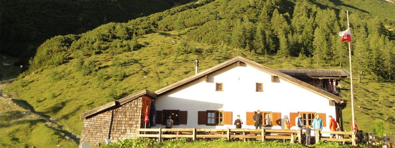 Adlerweg-Etappe 11: Hallerangeralm, © Tirol Werbung/Holger Gassler