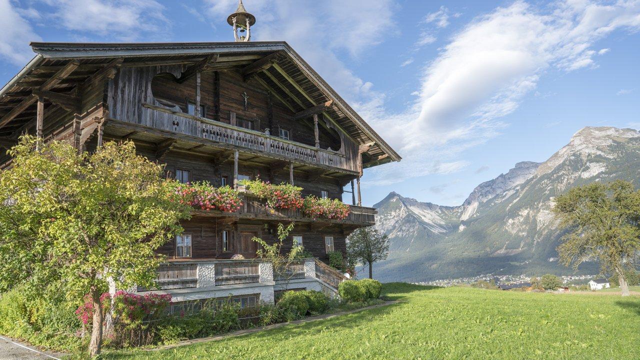 Reith im Alpbachtal im Sommer, © Alpbachtal Tourismus / Matthias Sedlak