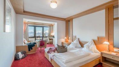 Doppelzimmer Weitsicht Klassik mit Panoramablick