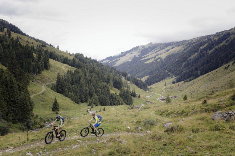 E-Mountainbiken-Tirol
