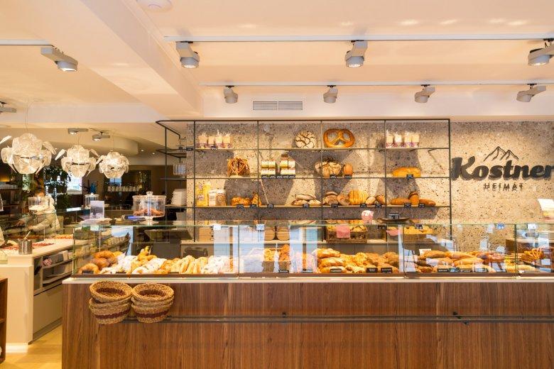 Kaffeehauskultur vom Feinsten in der Bäckerei Kostner.