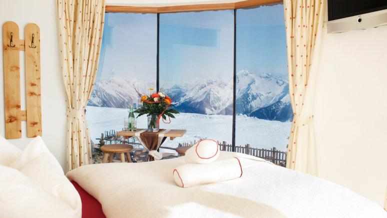 Turm-Suite in der Schneekarhütte, © Schneekarhütte