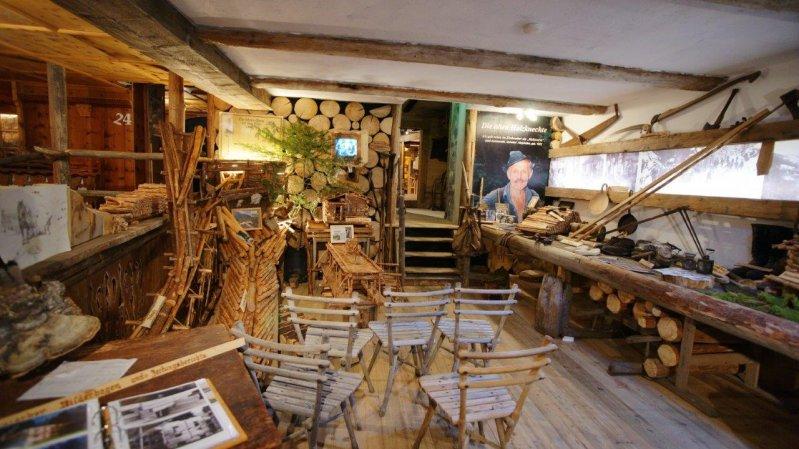 Holzmuseum, © 1.Tiroler Holzmuseum